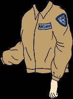 Betan survey jacket