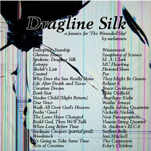 Tracklist for Dragline Silk (transcript below)